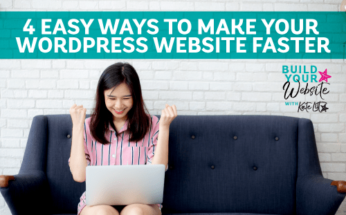 4 Easy Ways to Make Your WordPress Website Faster